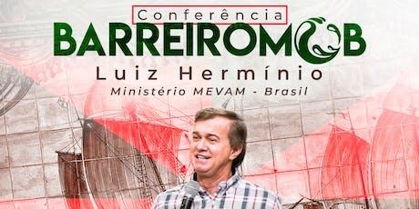 Conferência BarreiroMob bilhetes