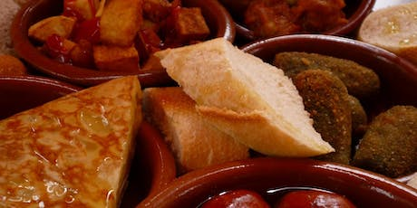 Tapas Tuesdays Networking 3rd December 2019 tickets