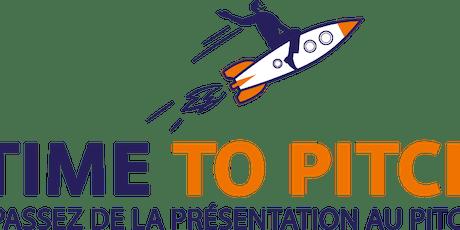 """Atelier Entrepreneuriat : """"Pitch sur mesure pour votre cible"""" billets"""