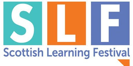 Scottish Learning Festival appointments tickets