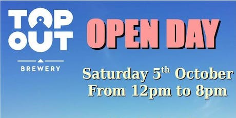 Brewery Open Day tickets
