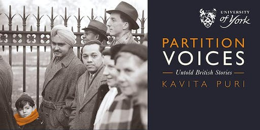 Partition Voices: Untold British stories