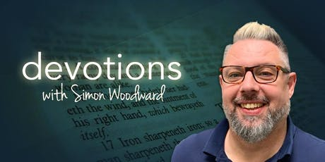 Devotions with Simon Woodward tickets