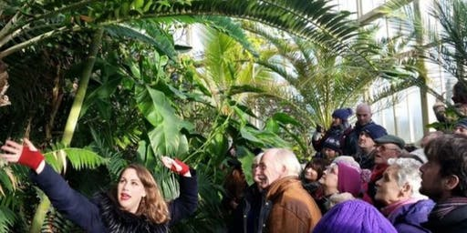 THEMED GUIDED TOUR: Plants and power – Botanical Imperialism