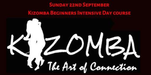 Kizomba beginners intensive day course