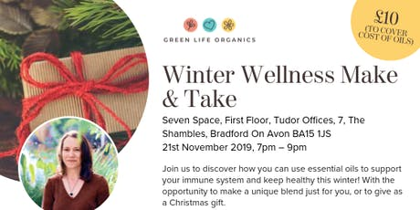 Winter Wellness Make and Take tickets