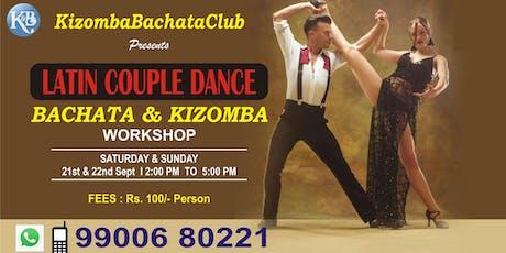 LATIN Couple Dance BACAHATA and KIZOMBA Workshop tickets
