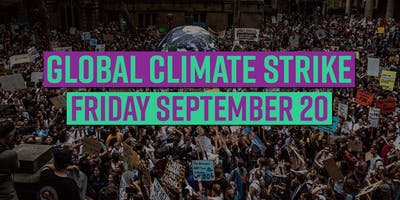 Global Climate Strike: Sustainable retail discussion