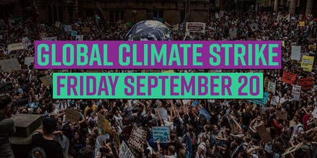Global Climate Strike: Sustainable retail discussion tickets