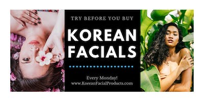 Korean Facials by Atomy Southpoint Durham