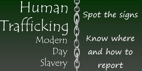 Human Trafficking and Slavery - Its closer than you think tickets