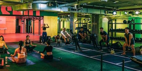 Balans x Gymbox FREE workout session tickets