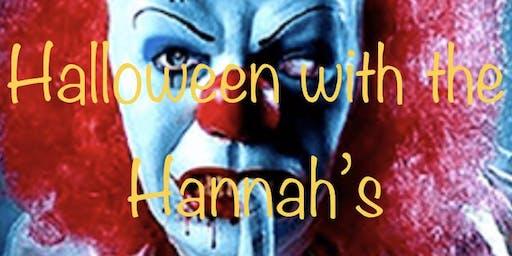 Halloween with the Hannah's