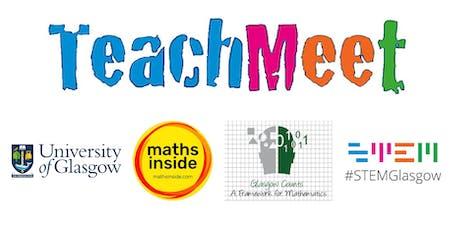 STEM Glasgow TeachMeet tickets