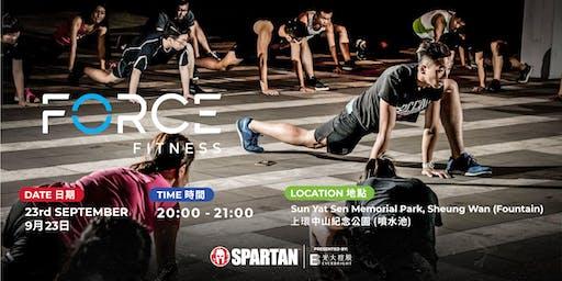 Spartan Race x Force Fitness