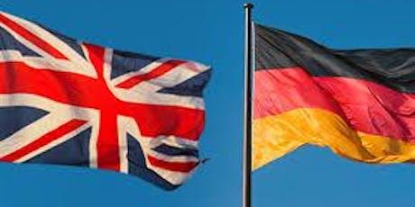 Open Evening for UK nationals in Dusseldorf tickets