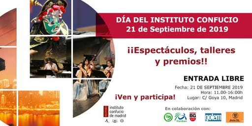 Día del Instituto Confucio de Madrid 2019