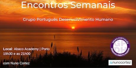 Dinâmicas no Casal por Nuno Cortez e GPDH bilhetes