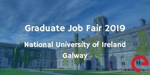 National University of Ireland - Graduate Job Fair 2019