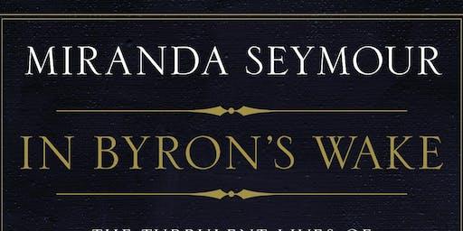 Ada Lovelace Lecture by Miranda Seymour