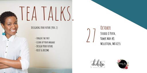 TEA Talks - Designing Your Future (You.2)