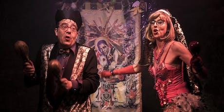 AVE MACHIN! amb Bubulina Cabaret-Arts Escèniques Sant Cugat entradas