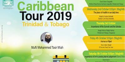 Darul Ilm Caribbean Tour