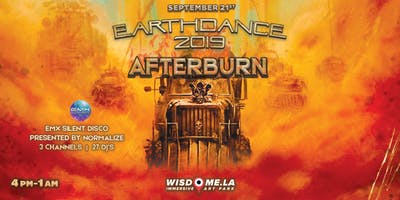 Earthdance LA 2019 (feat. Donald Glaude) at Wisdome LA