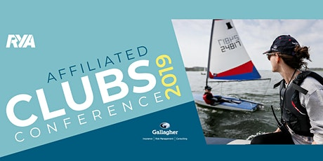 North Wales RYA Affiliated Clubs Conference 2020 tickets