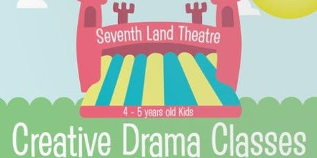 Drama For Kids (4-5 y.o.) tickets