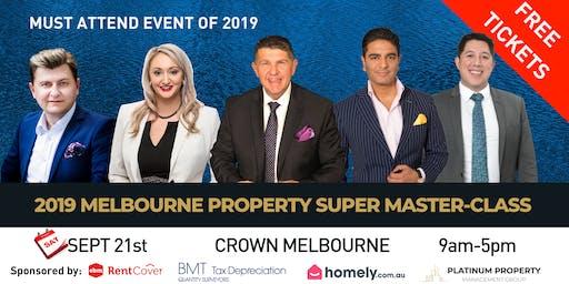 2019 Melbourne Property Super Masterclass
