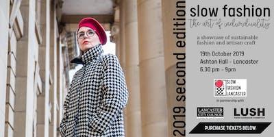 Slow Fashion Lancaster  - The Art of Individuality