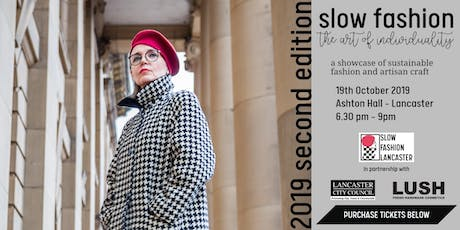 Slow Fashion Lancaster  - The Art of Individuality tickets