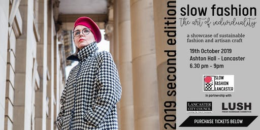 Slow Fashion Lancaster  - The Art of Individuality