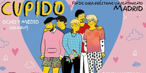 CANCELADO!! CUPIDO en Madrid  SEGUNDA FECHA (Ochoymedio)