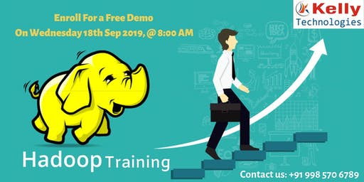 Get Success in Career by Attending Free Demo on Hadoop Training by Experts