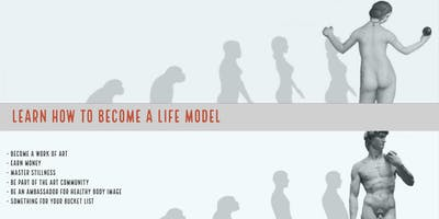 Become a Life Model