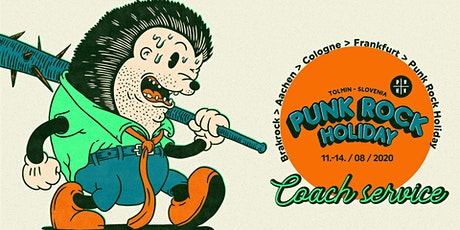Coach Cologne - Punk Rock Holiday Tickets