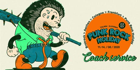 Coach Aachen - Punk Rock Holiday Tickets