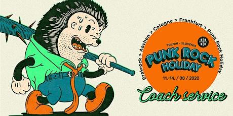 Coach Aachen - Punk Rock Holiday Tickets