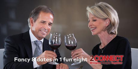 Speed Dating Ages 45 to 55  tickets