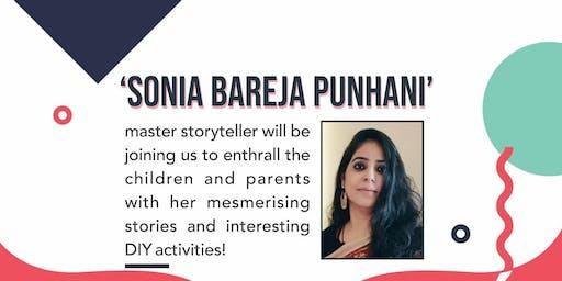 Storytelling with Sonia Bareja!