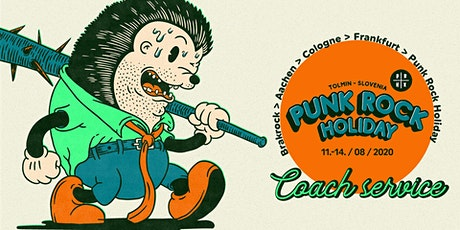 Coach Frankfurt - Punk Rock Holiday tickets