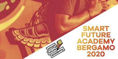 Smart Future Academy Bergamo 2020 biglietti