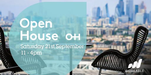 Workable - Open House 2019