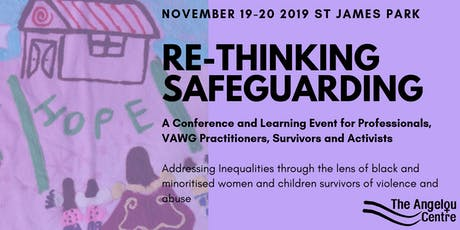 RE-THINKING SAFEGUARDING tickets