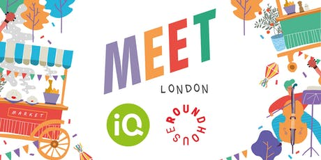 Meet London 2019 hosted by iQ Student Accommodation tickets