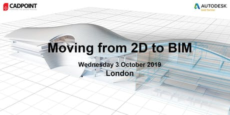 Moving from 2D to BIM tickets