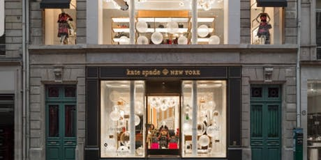 KATE SPADE NY FALL COLLECTION tickets