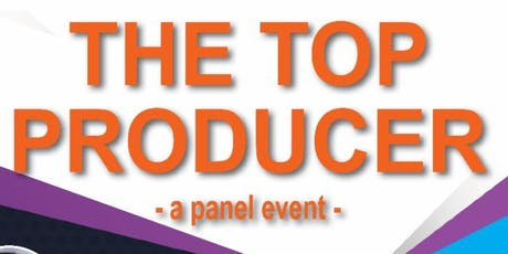 """AAR """"The Top Producer"""" Panel Event tickets"""